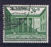 Deutsche Reich 1940 Mi 743 Used