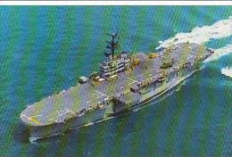 U S S GUADALCANAL LPH-7 - Guerra