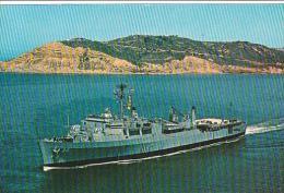 U S S ANCHORAGE LSD-36 - Warships