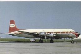 BRITISH ISLAND AIRWAYS AIR CARGO DOUGLAS DC-6 - 1946-....: Moderne
