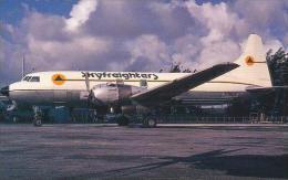 SKYFREIGHTERS CONVAIR 440 - 1946-....: Ere Moderne