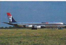 HEAVYLIFT BOEING 707-351C - 1946-....: Moderne