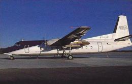 BUSINESS FLIGHT FOKKER F-27-500 - 1946-....: Moderne
