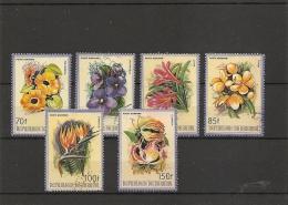 Burundi-Fleurs ( PA 553/58 Oblitérés) - Burundi
