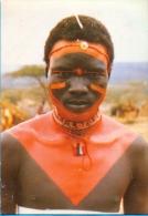Kenya. Samburu Warrior. - Ethnics
