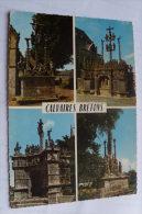 La Bretagne - Calvaires De Cleden Poher, Plougastel-Daoulas, Pleyben Et Quillinen - Bretagne
