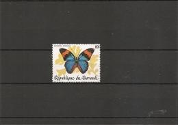 Burundi -Papillon ( 962E Oblitéré) - Burundi