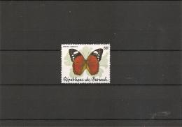 Burundi -Papillon ( 962D Oblitéré) - Burundi