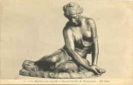 La Nymphe à La Coquille - Wedgwood - Sculptures