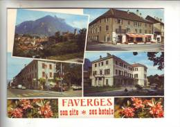 74.-  FAVERGES - Faverges