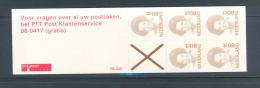Nederland 1994 Queen Beatrix Stampbooklet MNH *** - Carnets Et Roulettes