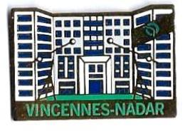 RATP - R2 - VINCENNES-NADAR - Verso : HARMONIE+ - Transportes