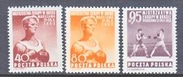 Poland 575-7   **  BOXING  SPORTS - 1944-.... Republic