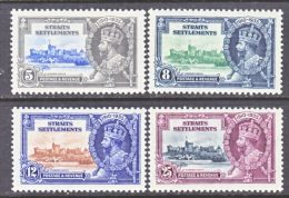 Straits Settlements  213-6   * - Straits Settlements