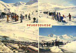 N°31340 GF-cpsm Vallée Du Louron -Peyresourde-multivues - Autres Communes