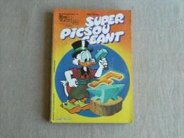 Super Picsou Géant. Hors Série N°129 Bis 1982 .EDI-Monde. Voir Sommaire Et Photos. - Picsou Magazine