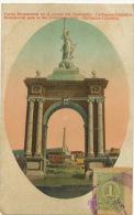 Cartagena Puerta Monumental En Ele Parque Del Centenario Stamped  Edit J.V. Mogollon - Colombie