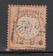 Germany  Scott No 3   Used   Year  1872 - Deutschland