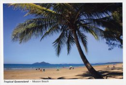Mission Beach With View Of Dunk Island,  Queensland - Gottschalk Unused - Other