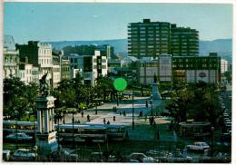 CLERMONT FERRAND : La Place De Jaude Et Le Fond De Jaude - Clermont Ferrand