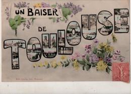 Un Baiser De Toulouse - Toulouse