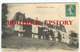 86 - PAYROUX - Chateau - Dos Scané - Frankrijk