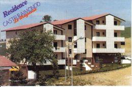 Postal Italia Le Magnolie Castelraimondo Carte Postale Postcard - Italia
