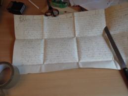 Parchemin 1561, Juridiction Amplepuis ( Beaujolais ) , Vente D'une Terre  ( Port Offert, Free Shipping ) - Manuscrits