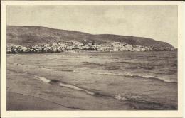 MONTE CARMELO PALESTINA ISRAEL  HAIFA Y EL CARMELO VISTOS DESDE EL MAR - Palestina