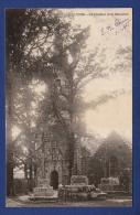 29 PLOMODIERN Chapelle Sainte-Marie Du Menez-Hom, Le Clocher Et Le Calvaire - Animée - Plomodiern