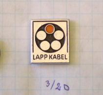 LAPP KABEL Stuttgart (GERMANY ALLEMAGNE DEUTSCHLAND) - Marques
