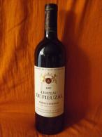 BOUTEILLE - BORDEAUX - PESSAC LEOGNAN - GRAND CRU CLASSE DE GRAVES - CHÂTEAU De FIEUZAL - 1997 - Vin
