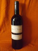 BOUTEILLE - BORDEAUX - POMEROL - CHÂTEAU MAYNE RENE- 1996 - SCEA LA BASSONNERIE - Vin