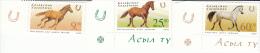 Kazakhstan 363/365 Paarden - Kazakhstan