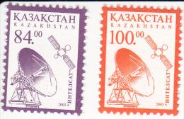 Kazakhstan 425/426 Satellietenstation - Kazakhstan