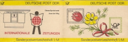 Germany (DDR) 1985  Michel SMHD 20 A 2  (**) - [6] Democratic Republic
