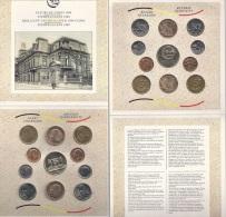 Lot Monnaie De Belgique En 1989 En FDC - 1993-...: Albert II
