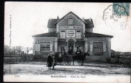 77 - SAINT MARD - HOTEL DU NORD - Other Municipalities