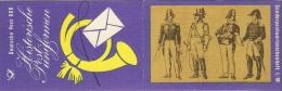 "Germany (DDR) 1986  Michel SMHD 25 I A ""   (**) MNH - [6] Democratic Republic"