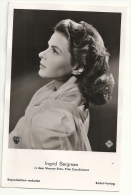 Ingrid Bergman In Dem Warner Bros. Film Casablanca - Acteurs