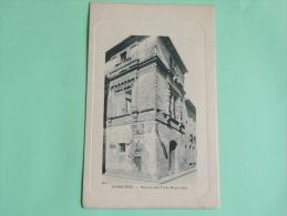 NARBONNE - Maison Des Trois Nourrices - Narbonne