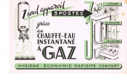Chauffe Eau Instantane A Gaz - Electricité & Gaz