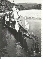 35 - PIROGUIERS ADOUMA SUR L'OGAOUE A LASTOURVILLE ( Animées ) GABON - Gabon