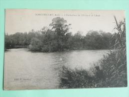 MARCORIGNAN - Pecheur à L'embouchure De L'Orbieu Et De L'AUDE - Autres Communes
