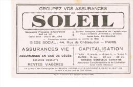 Assurances Soleil - Banque & Assurance
