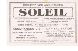 Assurances Soleil - Bank & Insurance