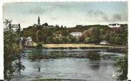 Maine Et Loire :  LES  ROSIERS  Sur  LOIRE  : Le Coteau  De  Gennes Et  St  Eusèbe - France