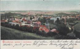 AK Hausberge Gesehen V. Jacobsberg Gelaufen 24.8.07 - Porta Westfalica
