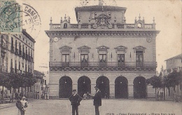 ESP23  --  IRUN  --  CASA CONSISTORIAL  --  PLAZA SAN JUAN  --  1913 - Spanien