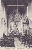 Cp , 60 , CRÉPY-en-VALOIS , Intérieur De L'Église Saint-Denis - Crepy En Valois